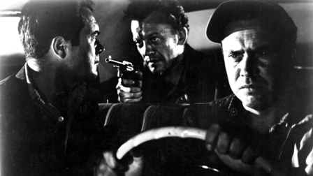 """Kino w kolorze Noir: """"Autostopowicz"""""""