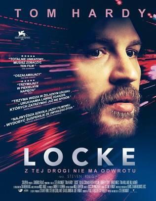 """Kino Konesera w Heliosie - """"Locke"""""""