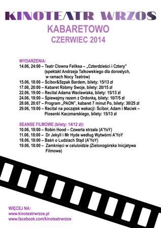 Kinoteatr Wrzos Kabaretowo