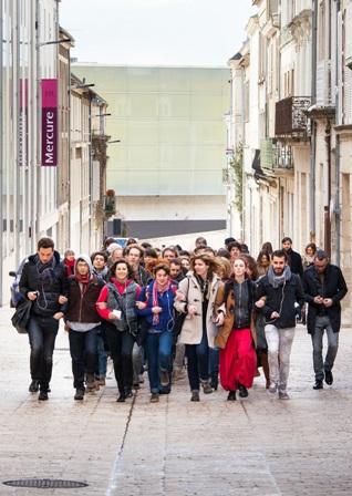 "Grolsch ArtBoom Festival: ""Walking The City"""