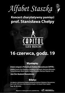 Koncert charytatywny w Capitolu