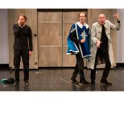Spektakl - Trzej Muszkieterowie