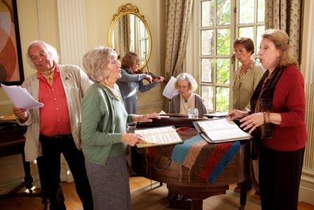 Filmowy Klub Seniorów: Kwartet