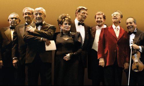 Filmowy Klub Seniorów: Cafe de los maestros