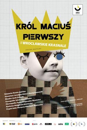 """Premiera """"Król Maciuś Pierwszy i wrocławskie krasnale"""""""