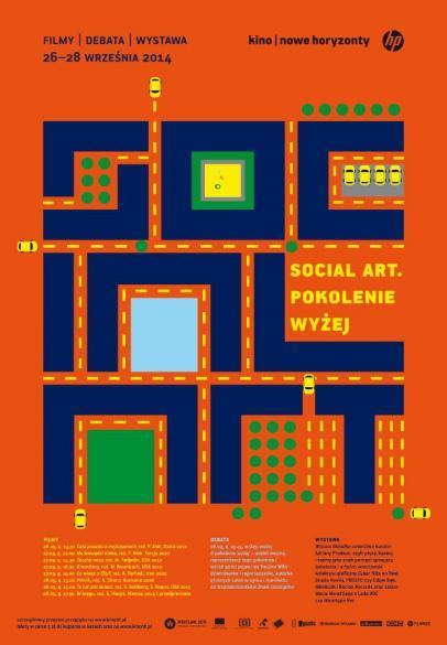 """Social Art - """"Pokolenie wyżej"""""""
