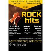 """Rock Hits: Orkiestra Symfoniczna / Zespół """"Resonance"""""""