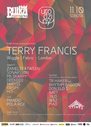 Bułka Paryss'ka - Terry Francis