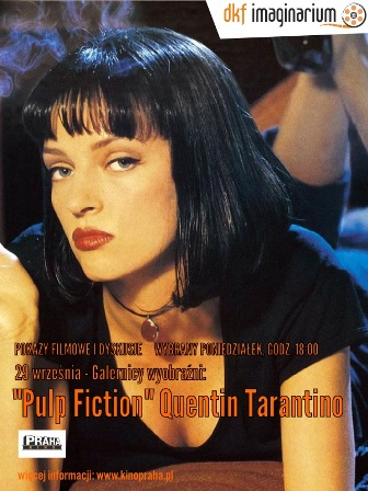 DKF Imaginarium: Pulp Fiction