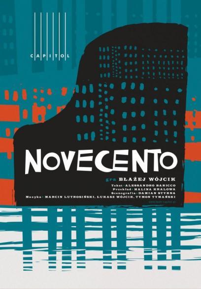 Novecento - spektakl w Capitolu