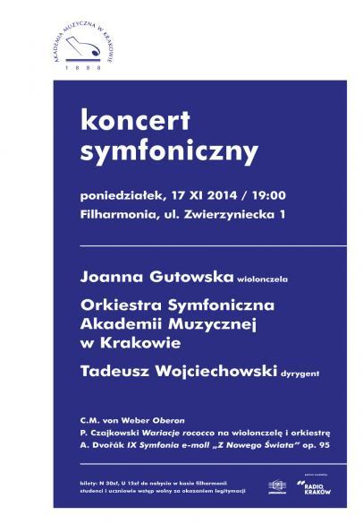 Koncert pod dyr. Maestro Tadeusza Wojciechowskiego