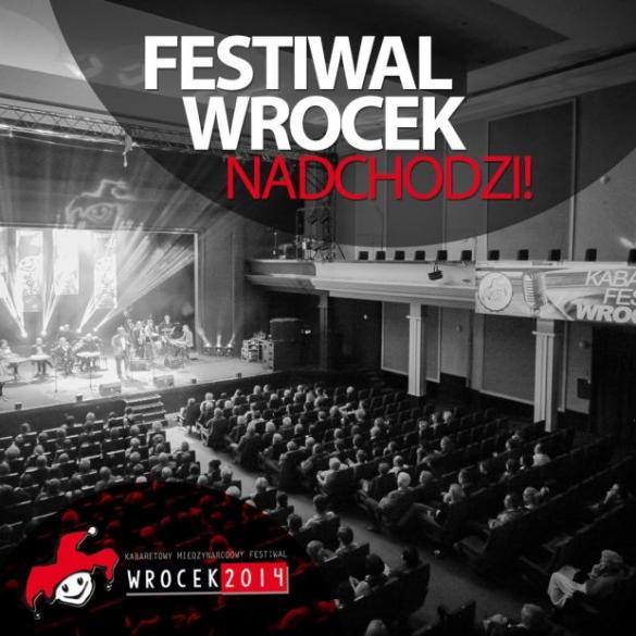 Kabaretowy Międzynarodowy Festiwal Wrocek 2014 - Gala Finałowa
