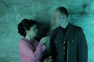 """""""Macbeth"""" - pokaz realizacji tv"""
