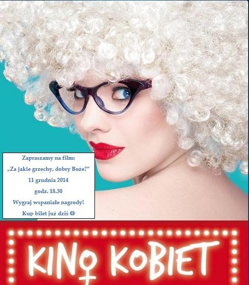 Kino Kobiet w kinie Helios Magnolia Park we Wrocławiu