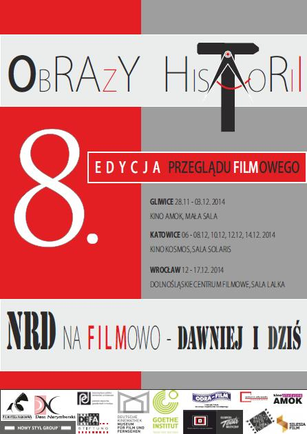 """Ósma edycja przeglądu filmowego """"Obrazy historii"""""""