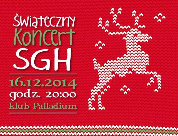 Świąteczny Koncert SGH