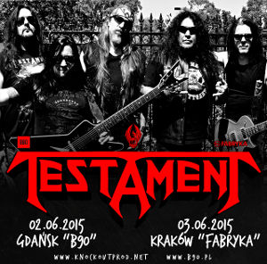 Testament + Virgin Snatch