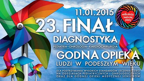 23. Finał WOŚP 2015 w Lublinie