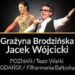 Grażyna Brodzińska i Jacek Wójcicki