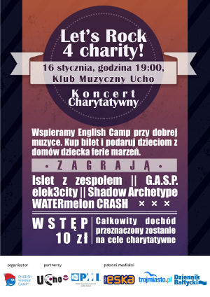 Let's Rock 4 Charity!