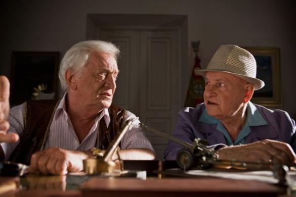 Filmowy Klub Seniorów: Ostatnia akcja