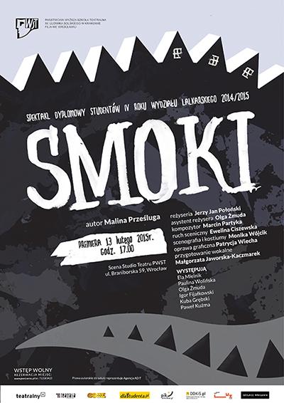 """""""Smoki"""" w reżyserii Jerzego Jana Połońskiego w PWST"""