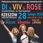 Spektakl - Di & Viv & Rose