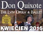 Don Quixote - The Lviv Opera & Ballet