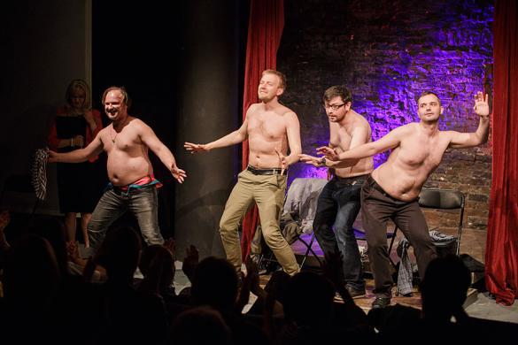 Walentynkowy Kabaret na Koniec Świata
