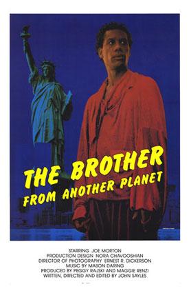 """Brat z innej planety"" - projekcja filmu"