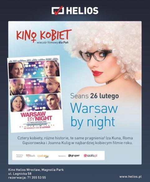 Kino Kobiet: Warsaw by Night