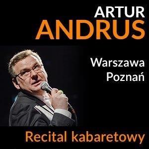 """Artur Andrus - """"Cyniczne córy Zurychu"""""""