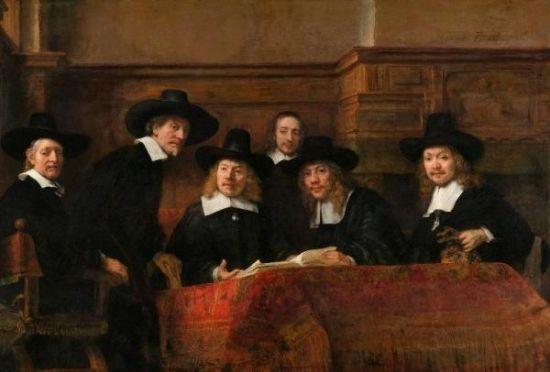 Wystawa na ekranie - Rembrandt