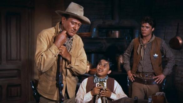 Filmowy Klub Seniorów: Rio Bravo