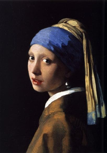 Wystawa na Ekranie - Dziewczyna z perłą