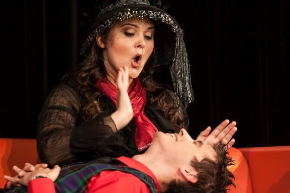 Miłość na godzinę - spektakl Teatru SGH