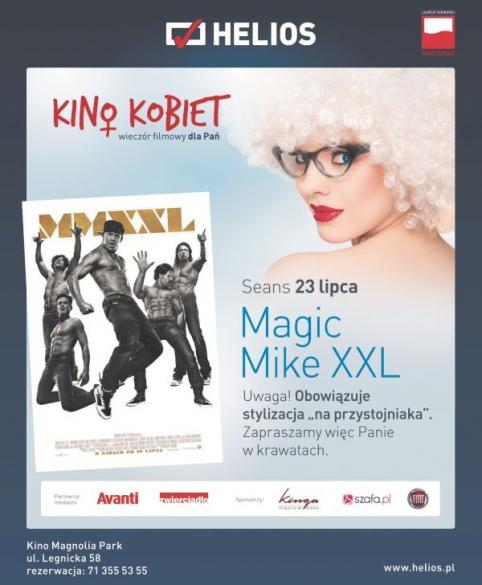 Kino Kobiet: Magic Mike XXL