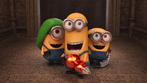 Wakacje w kinie: Minionki