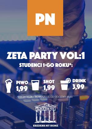 Zeta Party vol. 1