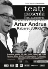 Kabaret Jurki i Artur Andrus