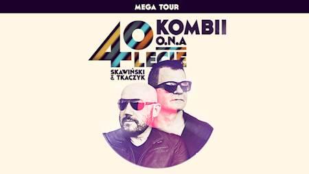 """Mega Tour - """"Królowie Życia"""" Skawiński & Tkaczyk + goście"""