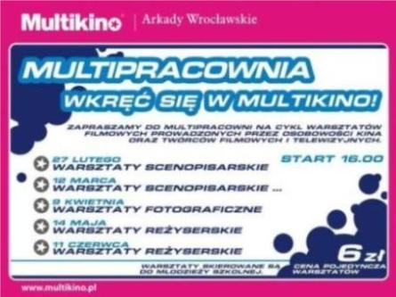 Wkręć się w Multikino