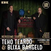 Teho Teardo & Blixa Bargeld - Nerissimo Tour 2016