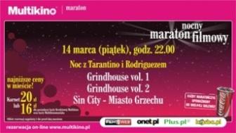 Nocny Maraton Filmowy Quentina Tarantino