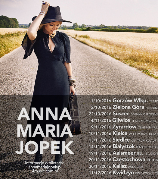 PalmJazz Festival: Anna Maria Jopek
