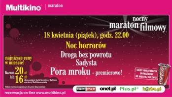 Maraton horrorów w Multikinie