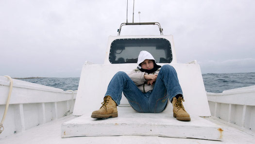 Dyskusyjny Klub Filmowy - Fuocoammare. Ogień na morzu