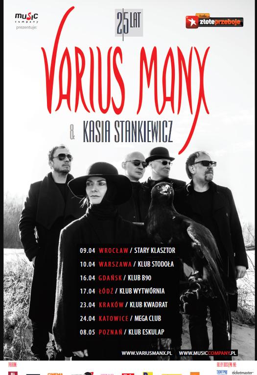 Varius Manx & Kasia Stankiewicz - 25 lat