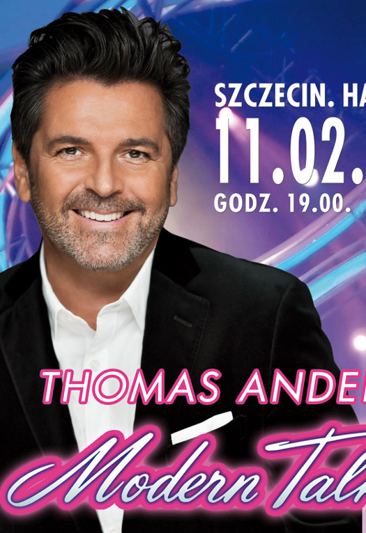 Koncert w Andrzejki: Thomas Anders & Modern Talking Band, Alphaville