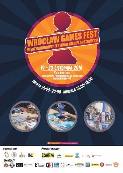 Wrocław Games Fest 2016